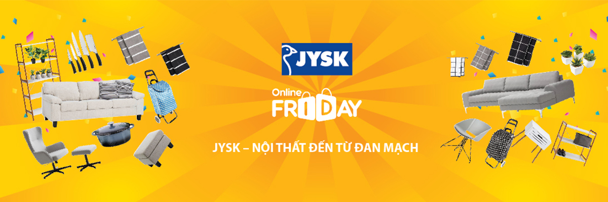 JYSK - Private Sale 30.11