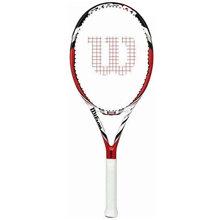 Vợt Tennis Wilson Steam 96 TNS FRM 2 WRT7151102