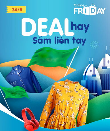 DEAL HAY SẮM LIỀN TAY