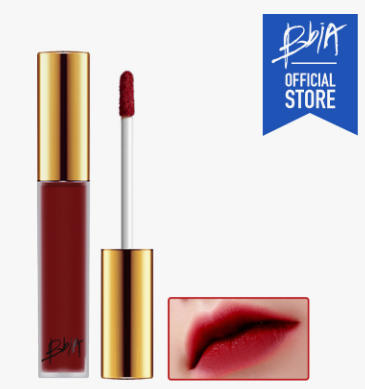 Son kem lì Bbia Last Velvet Lip Tint – #15 Edge Boss tông đỏ