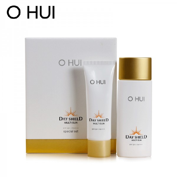 Kem chống nắng Ohui Day Shield Multi Sun Special Set 120ml (New 2018)