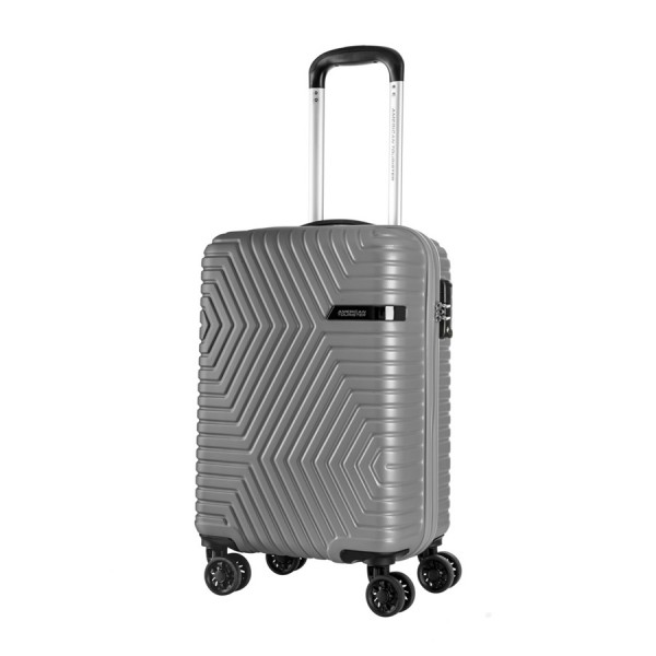 Vali American Tourister DO8*08001 At Ellen Spinner 55/20 TSA - Grey