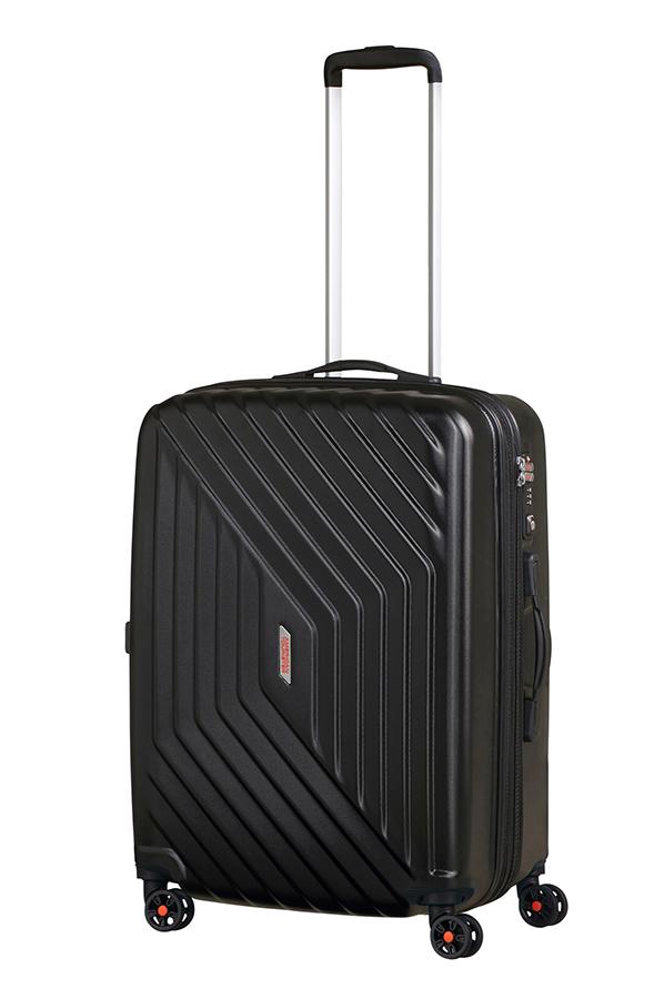 Vali American Tourister DI0*79001 Air Force+ Spinner 55/20 TSA - Galaxy Black