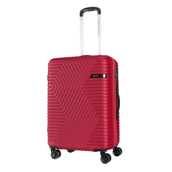 Vali American Tourister DO8*00002 At Ellen Spinner 68Cm TSA - Red