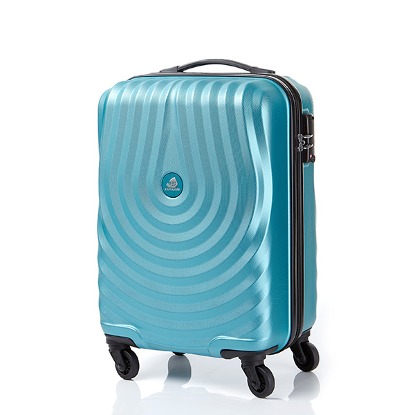 Vali Kamiliant AY9*64005 Kapa Spinner 55/20 TSA - Pastel Turquoise