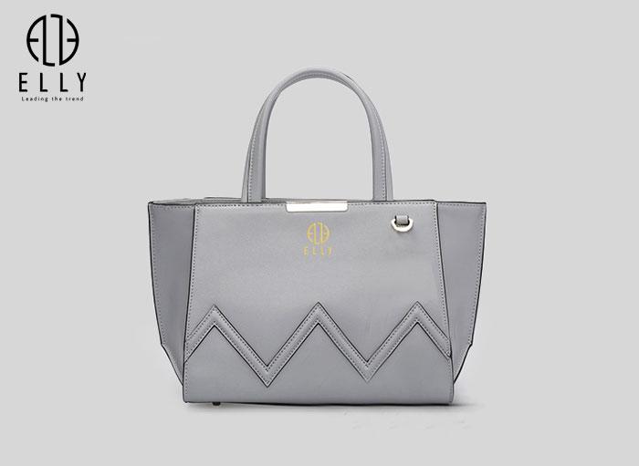 Túi xách nữ thời trang cao cấp ELLY – EL91 ghi