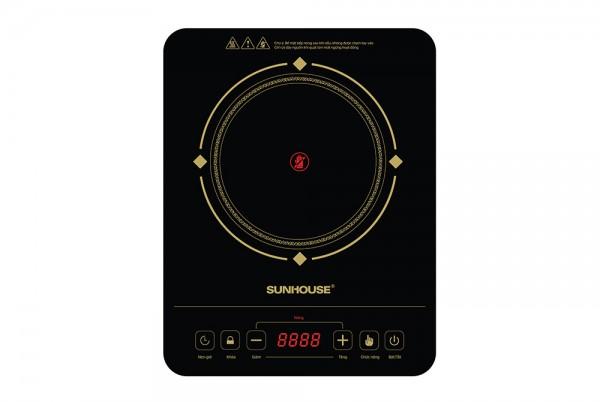 Bếp hồng ngoại cảm ứng Sunhouse SHD6014