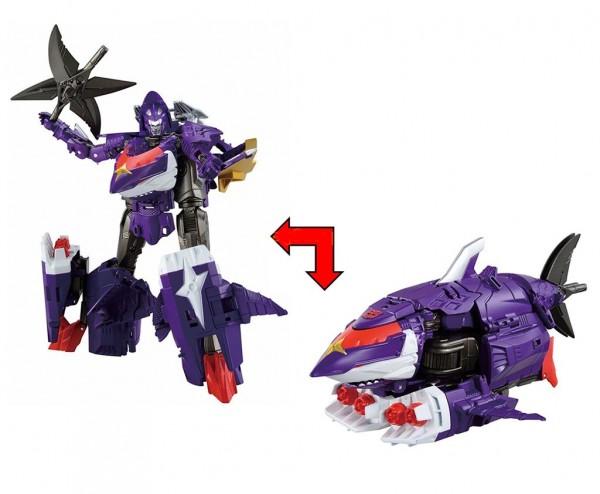 Đồ Chơi Robot Transformers Go! G20 Sensuimaru - Takara Tomy Box