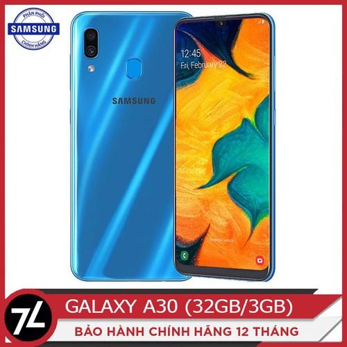 Điện thoại Samsung Galaxy A30 - Chính hãng Samsung Việt Nam - SV282