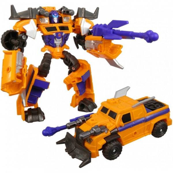 Đồ Chơi Transformer Prime Biến Hình Beast Hunters Commander - Huffer Box