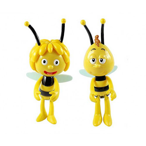 Bộ 2 đồ chơi mô hình Maya the Bee Figures