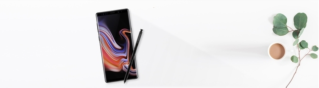 SAMSUNG GALAXY NOTE9 ĐEN