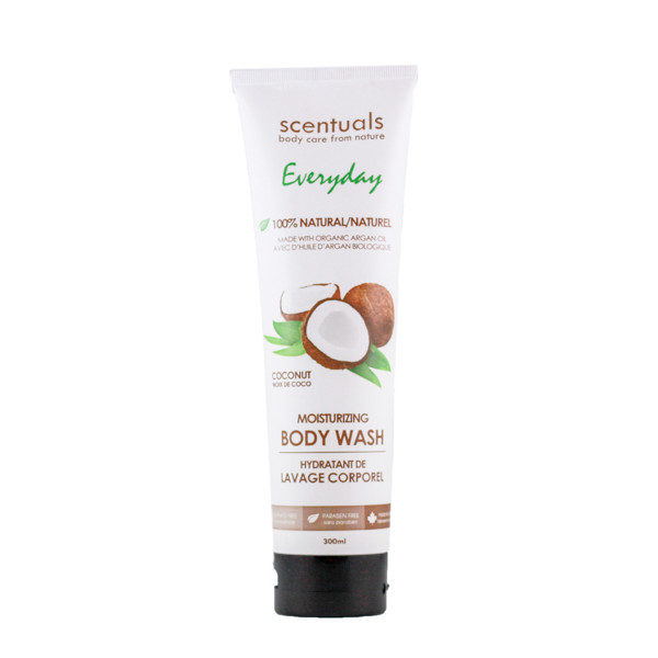 Sữa tắm giữ ẩm dầu dừa - Coconut body wash 300ml