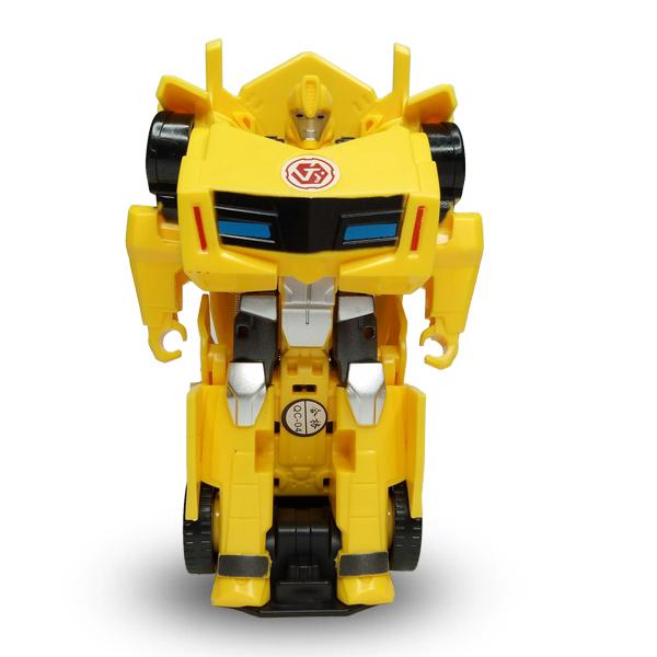 ĐỒ CHƠI ROBOT BIẾN HÌNH KSL676-10 Vàng