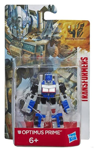 Đồ chơi Robot Transformers Age of Extinction Mini - Optimus Prime Box