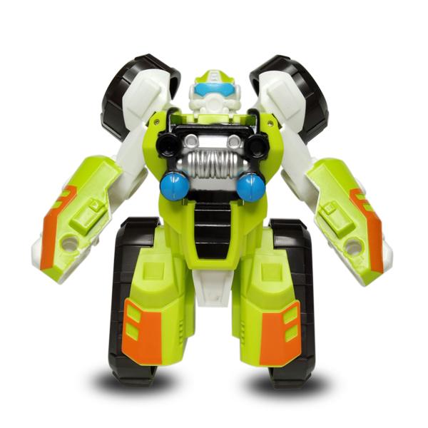Đồ Chơi Robot Biến Hình Xe Đua KSL675-9 Xanh Lá