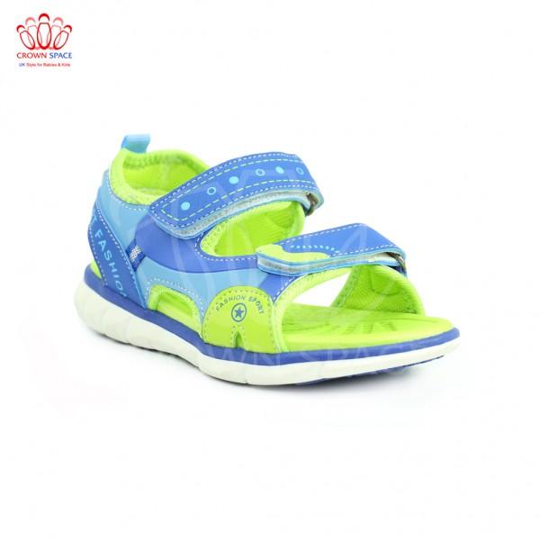 SANDAL BÉ TRAI CrownUK Active Sandals CRUK522 màu xanh dương