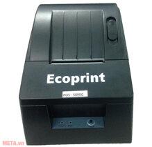 Máy in nhiệt Ecoprint POS-5890G