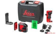 Máy cân mực Laser xanh Leica LINO L2G