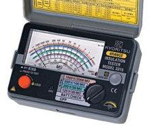 Máy đo điện trở cách điện Kyoritsu 3315