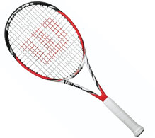 Vợt tennis Wilson Steam 23 tennis Racket WRT532200