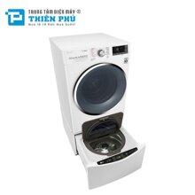 Máy Giặt Lồng Đôi LG Twin Wash (TWC1409S2W & TG2402NTWW) Giặt 9 Kg+2 Kg giá rẻ