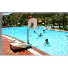 Trụ bóng rổ chơi dưới nước Vifa Sport 801435