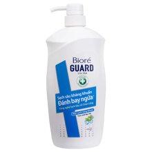 BIORE Sữa Tắm Bioré Guard Sạch Sâu Kháng Khuẩn Mát Lạnh Sảng Khoái Với Tinh Chất Bạc Hà 800g