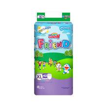 Bỉm - Tã quần Goo.N New Friend size XL 42 miếng (Cho bé 12 – 17 kg)