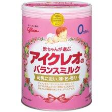 Sữa Glico Icreo số 0 800g