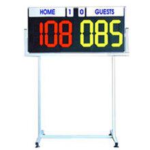 Bảng điểm bóng rổ 3 số có chân 802357 (S357)