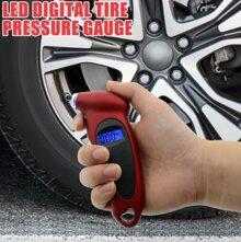 Đồng hồ đo áp suất lốp hiển thị kỹ thuật số chất lượng cao