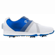Giày golf nam FootJoy Energize BOA White/Blue 58137