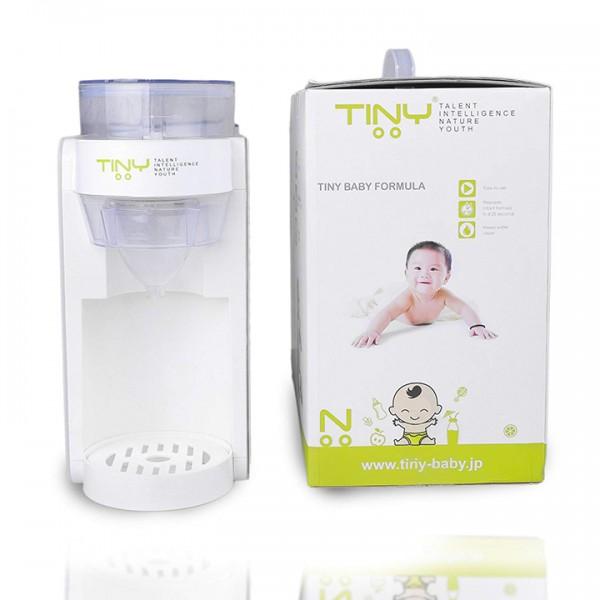 Máy pha sữa tự động Tiny Baby Formula Số 1 Nhật Bản Chính Hãng Bảo Hành 5 Năm