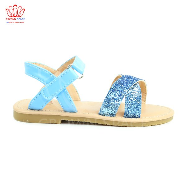 Sandals bé gái Crown UK Princess Sandals CRUK7011