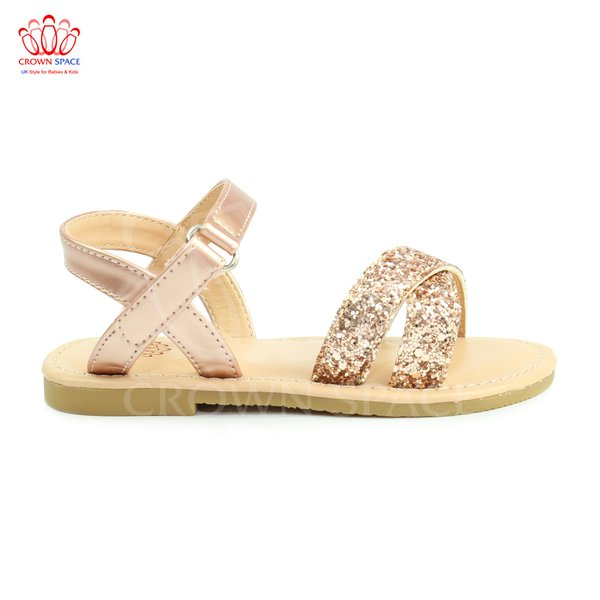 Sandals bé gái Crown UK Princess Sandals CRUK7010