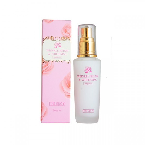 Tinh Chất Ampoule The Rucy Wrinkle Repair & Whitening Ampoule