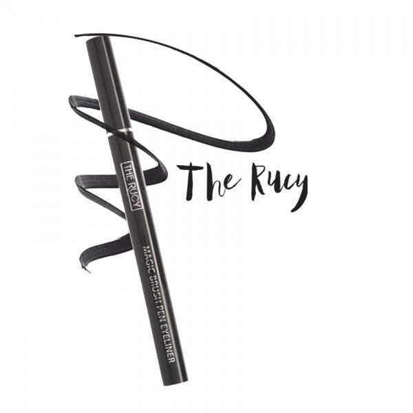 Bút Lông Kẻ Mắt Magic Brush Pen Eyeliner Black