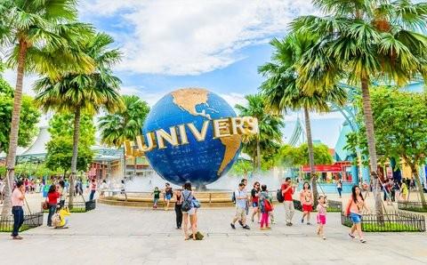 Vé Tham Quan Universal Studios Singapore