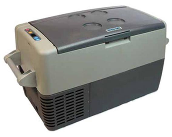 Tủ lạnh ô tô làm đá Mobicoo CMF40DC