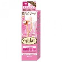 Kem tẩy lông chân Nhật Bản Epilat Kraice 150g