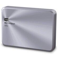 ổ cứng di động WD My Passport Ultra Metal Siliver 2TB 2.5 USB 3.0