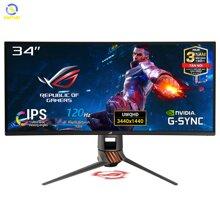 Màn Hình Game Cong ASUS ROG Swift PG349Q 34 inch IPS Ultra Wide QHD (3440x1440)21:9 120Hz G-SYNC