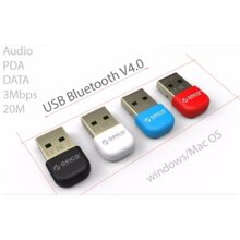 Đầu thu USB Bluetooth 4.0 Orico BTA-403