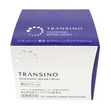 Kem hỗ trợ dưỡng trắng da ban đêm Transino Whitening Repair Cream