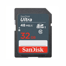 Thẻ nhớ 32GB Sandisk Ultra SDSDUNB-032G-GN3IN C10 UHS-I