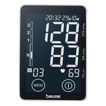 Beurer BM58 - Máy đo huyết áp điện tử bắp tay cảm ứng
