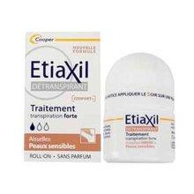 ETIAXIL Lăn Đặc Trị Khử Mùi Etiaxil Aisselles Confort+ 15ml