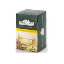 Trà No.1 Anh Quốc AHMAD English Tea No1 50g (25 túi x2g)