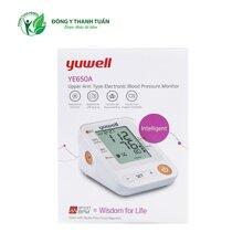 [Cao cấp] Máy đo huyết áp bắp tay YE650A – BH 5 năm + Tặng bộ đổi nguồn Adapter - Đã xuất khẩu đi hơn 110 quốc gia.